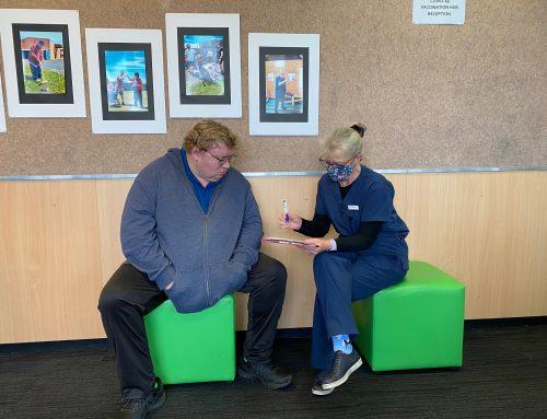 St Michaels' Devonport Vaccination Hub